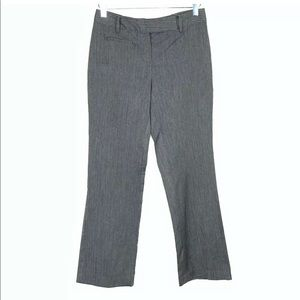 Star City Junior Size 7 Stripped Dress Trousers